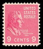 view 9c William Henry Harrison single digital asset number 1