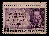view 3c Joseph Pulitzer single digital asset number 1