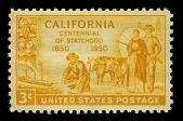 view 3c California Statehood single digital asset number 1