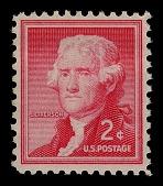 view 2c Thomas Jefferson single digital asset number 1