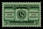 view 3c Land Grant Colleges single digital asset number 1