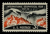 view 3c International Geophysical Year single digital asset number 1