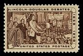 view 4c Lincoln-Douglas Debates single digital asset number 1