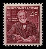 view 4c Andrew Carnegie single digital asset number 1