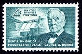 view 4c George Norris single digital asset number 1