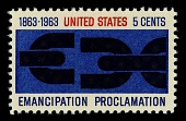 view 5c Emancipation Proclamation single digital asset number 1
