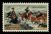 view 5c Charles M. Russell single digital asset number 1