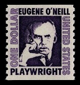 view $1 Eugene O'Neill horizontal coil single digital asset number 1