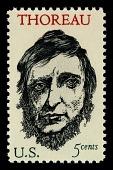 view 5c Henry David Thoreau single digital asset number 1