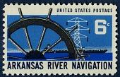 view 6c Arkansas River Navigation single digital asset number 1