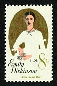 view 8c Emily Dickinson single digital asset number 1