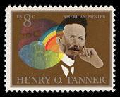 view 8c Henry O. Tanner single digital asset number 1