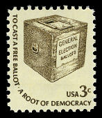 view 3c Early Ballot Box single digital asset number 1