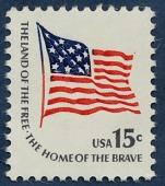 view 15c Fort McHenry Flag single digital asset number 1