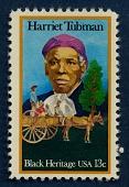 view 13c Harriet Tubman single digital asset number 1