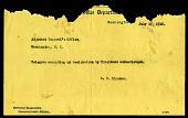 view Telegram to Adjutant General, July 17, 1918 digital asset number 1