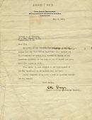 view Letter of appointment for Benjamin Lipsner digital asset number 1