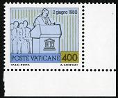 view 400 lire UNESCO Speech single digital asset number 1