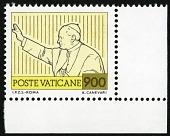 view 900 lire John Paul II single digital asset number 1