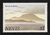 view $1 Nevis at Dawn single digital asset number 1