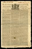 view Publication of William Goddard's plan in the Essex Gazette digital asset number 1