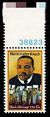 view 15c Martin Luther King Jr. single digital asset number 1