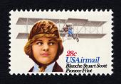 view 28c Blanche Stuart Scott single digital asset number 1