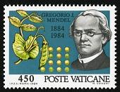 view 450 lire Gregor Johann Mendel single digital asset number 1