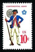 view 10c Continental Soldier single digital asset number 1