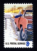 view 8c Rural Mail Delivery single digital asset number 1