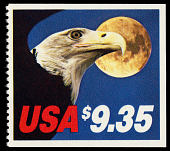view $9.35 Eagle and Moon single digital asset number 1