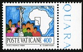view 400 lire Papal Journey to Africa single digital asset number 1
