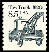 view 8.5c Tow Truck coil single digital asset number 1