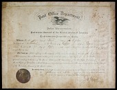 view Certificate of appointment for John T. Jackson digital asset number 1