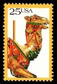 view 25c Carousel Camel single digital asset number 1