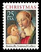 "view 25c Botticelli ""Madonna and Child"" single digital asset number 1"