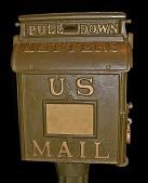 view Doremus lamppost mailbox digital asset number 1