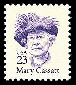 view 23c Mary Cassatt single digital asset number 1