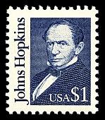 view $1 Johns Hopkins single digital asset number 1