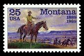 view 25c Montana single digital asset number 1