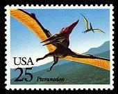 view 25c Pteranodon single digital asset number 1
