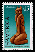 view 45c Pre-Columbian America single digital asset number 1