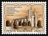 view 2400 lire Cathedral of Mary Our Qeen single digital asset number 1