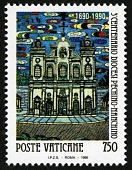 view 750 lire Church of the Immaculate Conception single digital asset number 1