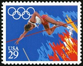 view 29c Pole Vault single digital asset number 1