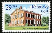 view 29c Kentucky Statehood Bicentennial single digital asset number 1