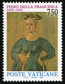 """view 750 lire """"Our Lady of Childbirth"""" single digital asset number 1"""