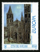 "view 850 lire ""Rouen Cathedral"" single digital asset number 1"