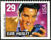 view 29c Elvis Presley single digital asset number 1