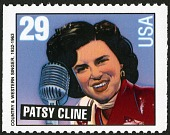 view 29c Patsy Cline single digital asset number 1